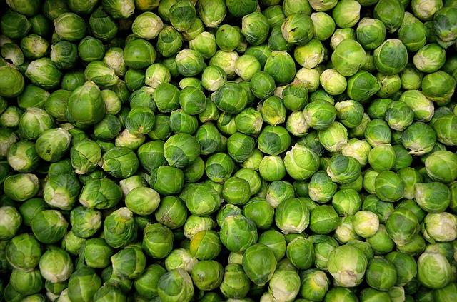 กะหล่ำดาว, Brussels Sprouts